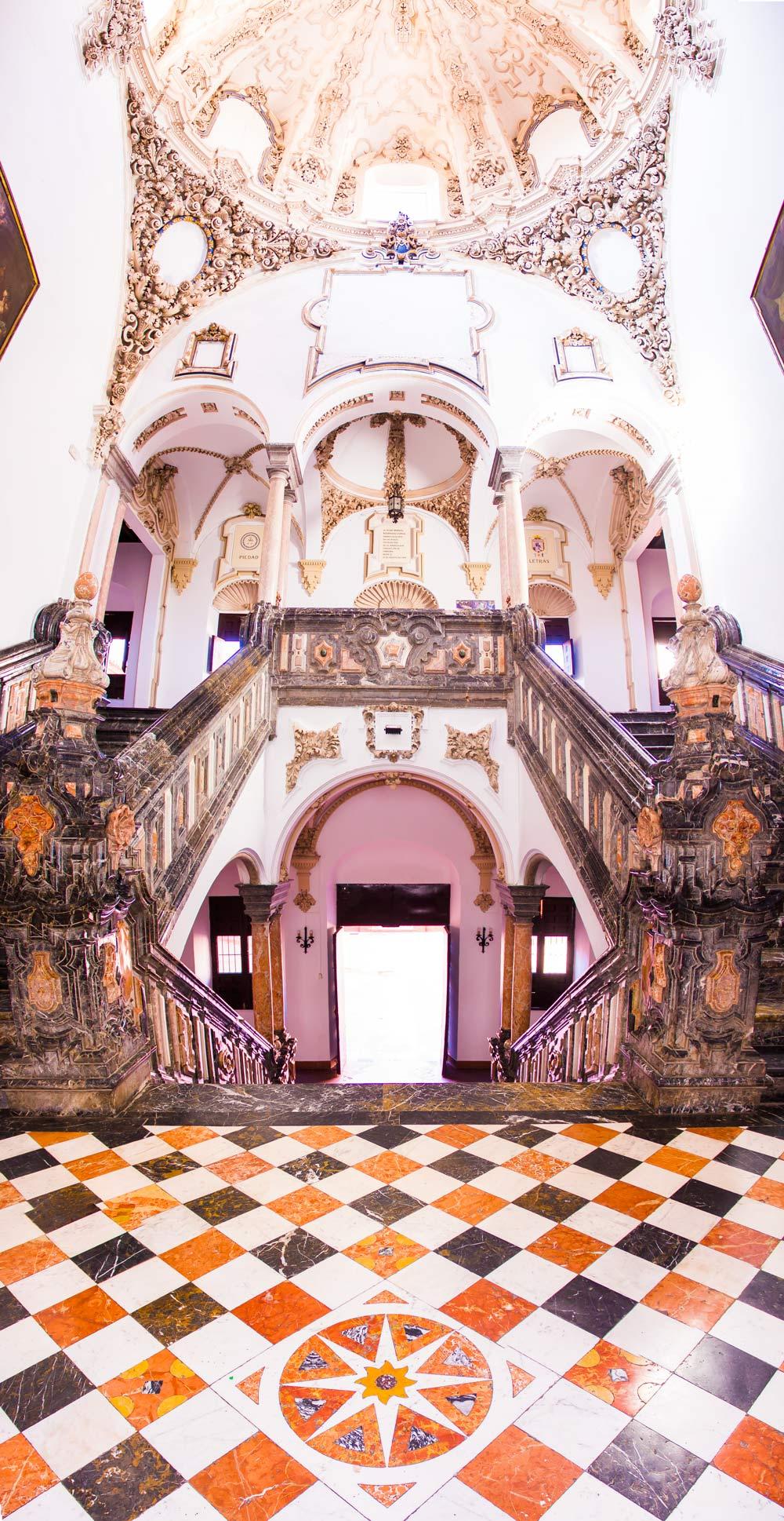 Escalera Imperial